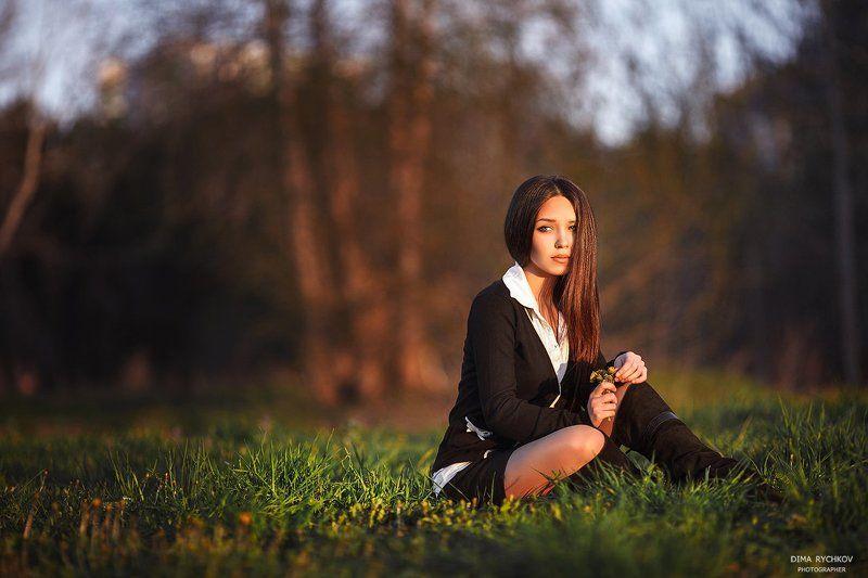 Девушка, Портрет, Фото Ирискаphoto preview