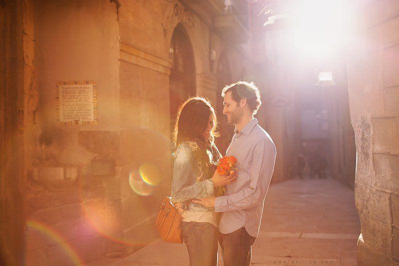 Barcelona, Beautiful, Girl, Light, Love, Sun Barcelonaphoto preview