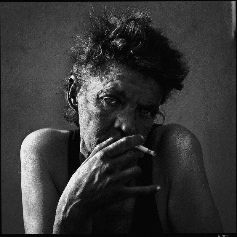 Портрет слепой Лидыphoto preview