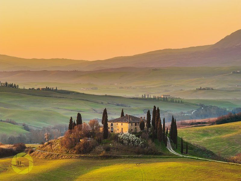 Val d\'Orcia, Tuscany, Italyphoto preview