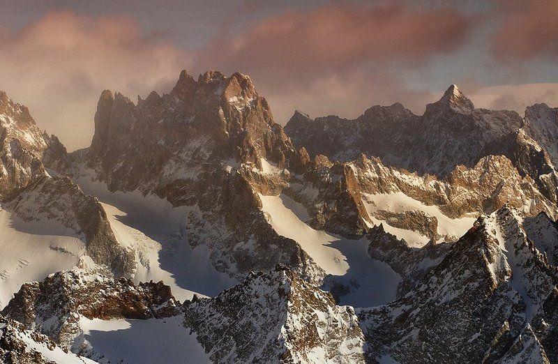 Alps, Canon, Mountain, Snow French Alpsphoto preview