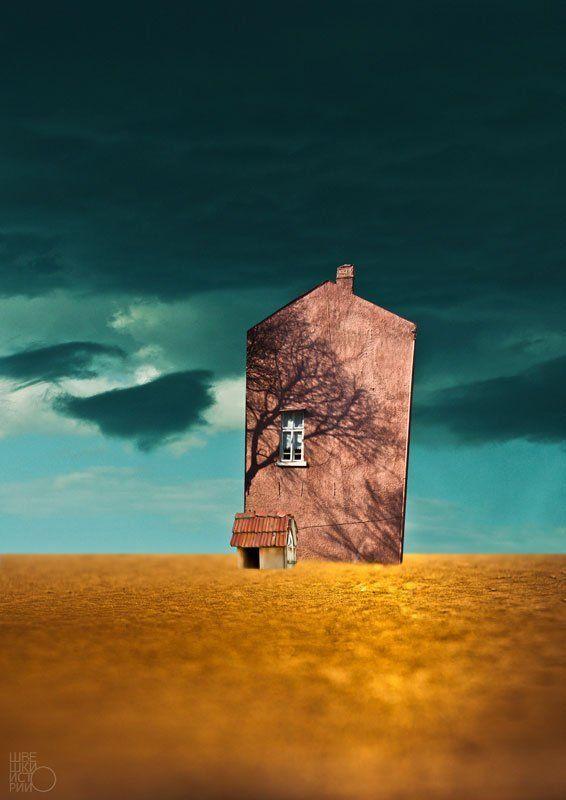Дом на краю светаphoto preview