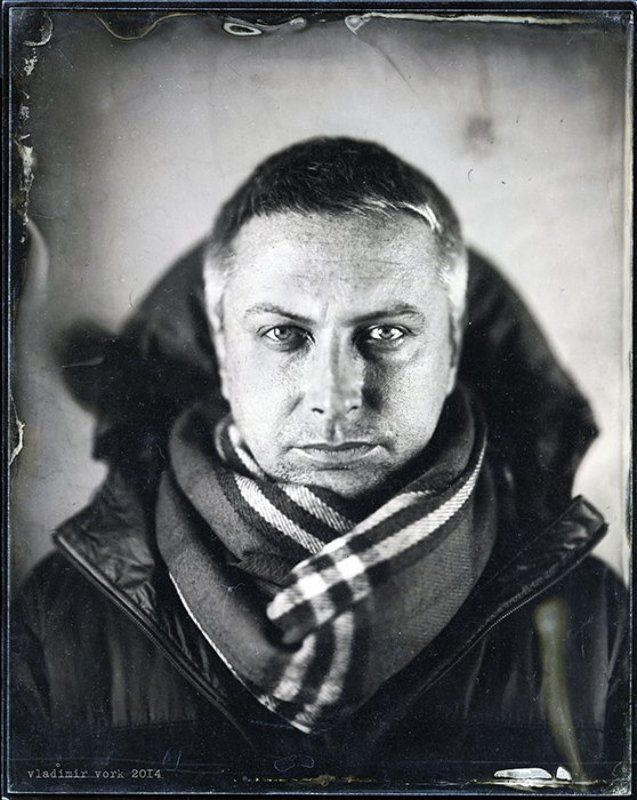 Ambrotype, Collodion, Dallmeyer 3b, Fine art, Portret, Vladimirvork, Wet plate, Мокрый коллодий ***photo preview