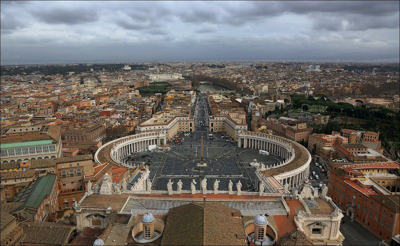 рим Все дороги ведут в Рим...photo preview