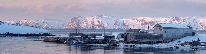 Barents Sea, Kola Peninsula, Seaside, Teriberka, Баренцево море, Кольский, Териберка Вечерняя Териберкаphoto preview