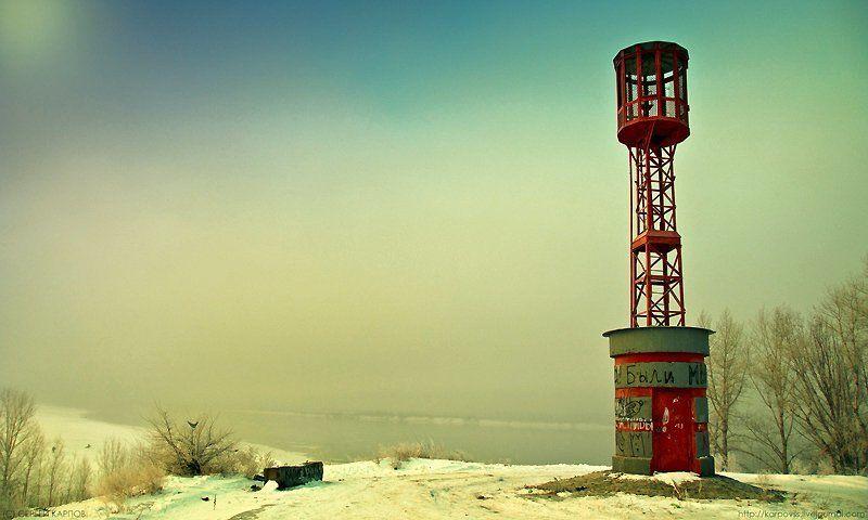 пейзаж, маяк, виды Маякphoto preview