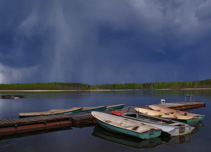 природа, пейзаж, река, вуокса, снежный, фронт, туча Снежный фронтphoto preview