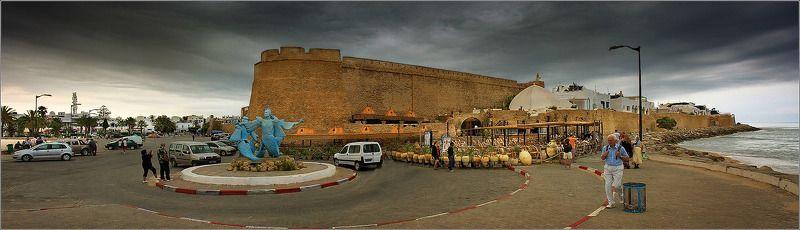 тунис Тунис...Перед дождем...photo preview