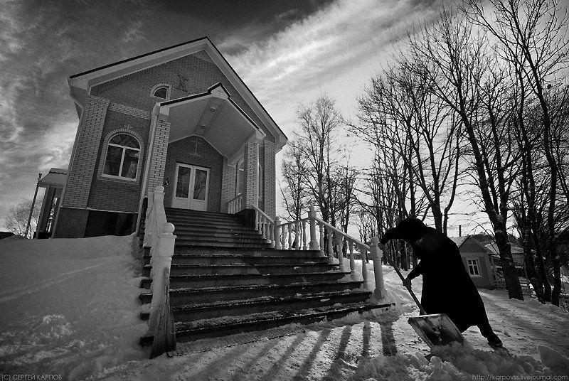 жанр, монашество, храм Монашествоphoto preview