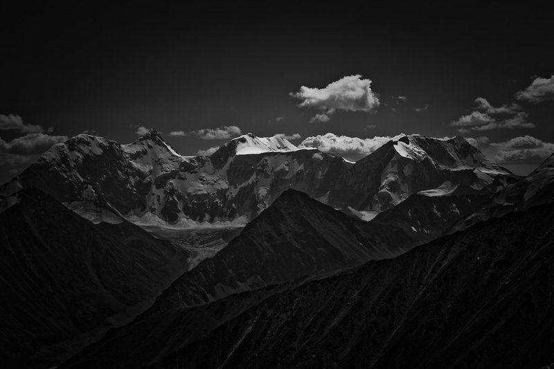 алтай, горы Горные вершиныphoto preview