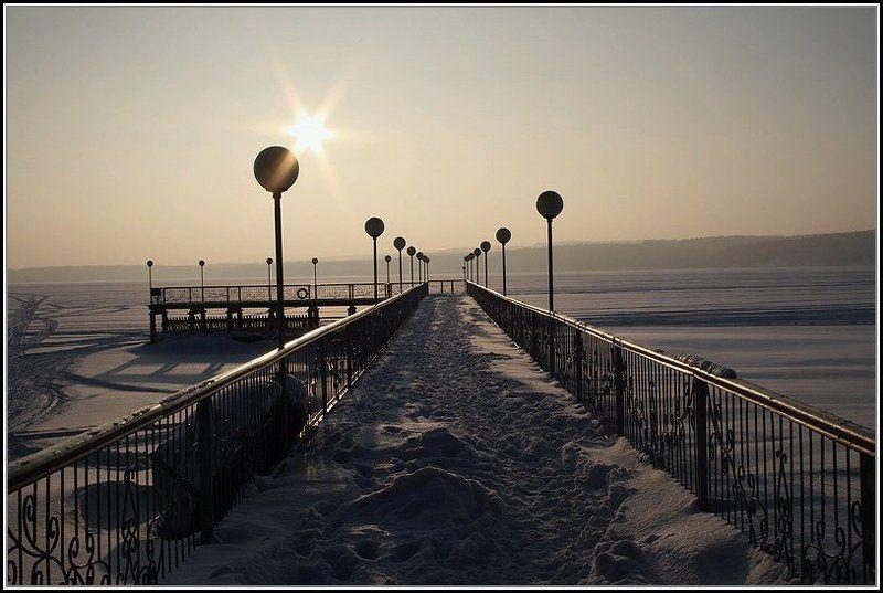 Взгляд в белую пустыню, Демидково  Пермская областьphoto preview