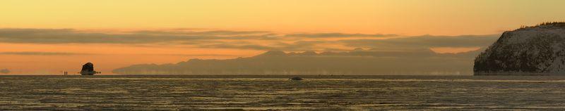 гертнера, панорама Пять минут до восходаphoto preview