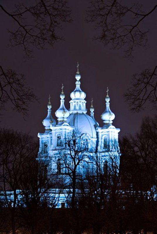 питер Снежный храмphoto preview