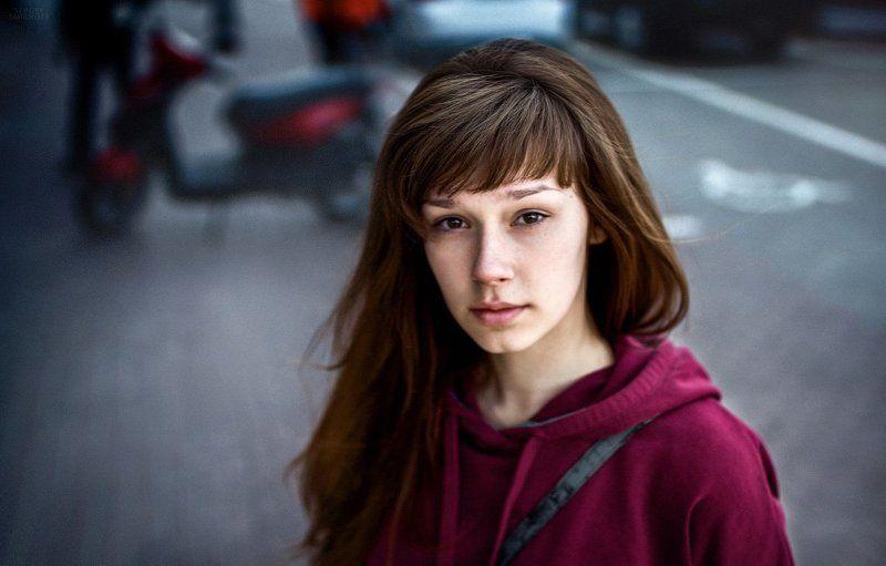Девушка, Портрет ***photo preview