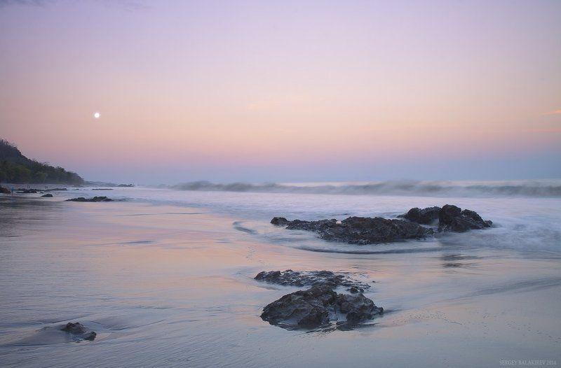 costa rica, коста-рика, тихий океан, монтезума, montezuma Тихий-тихий океанphoto preview