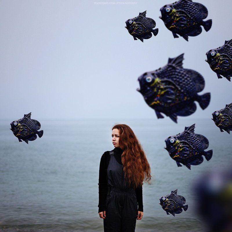 В море много другой рыбы...photo preview