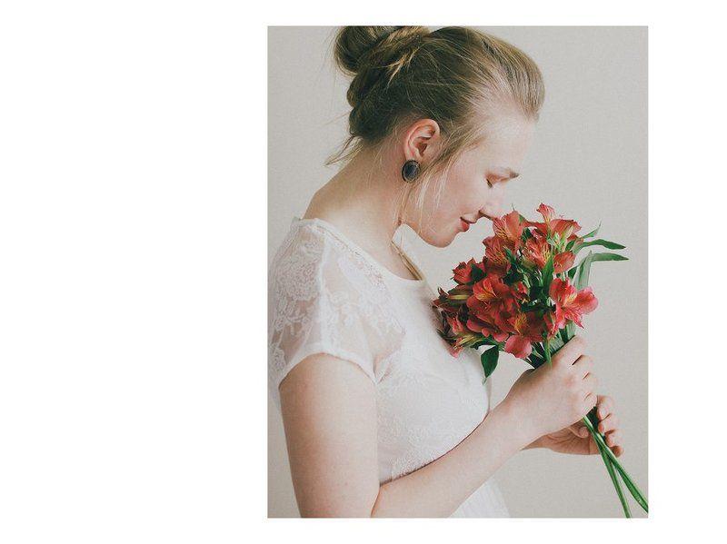 Альстромерия, Цветы Перуанская лилияphoto preview