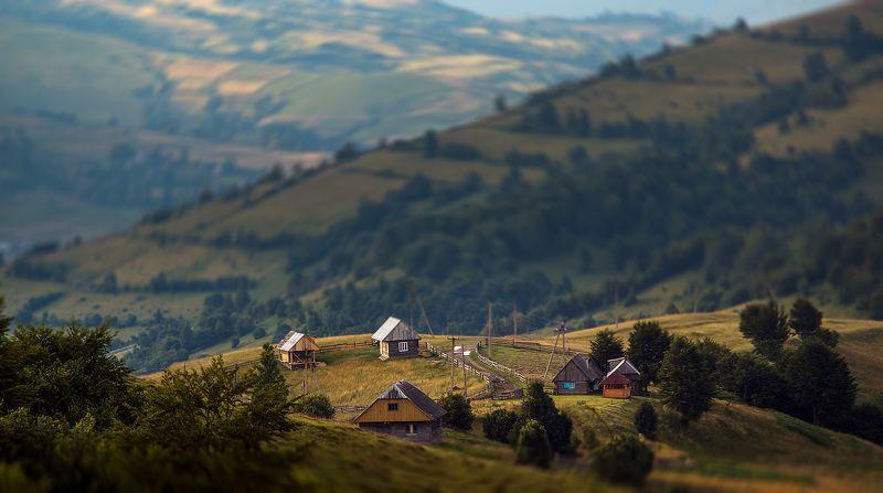 Деревня карпатphoto preview