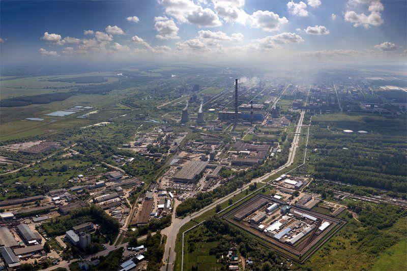 Промышленность города Новочебоксарскаphoto preview