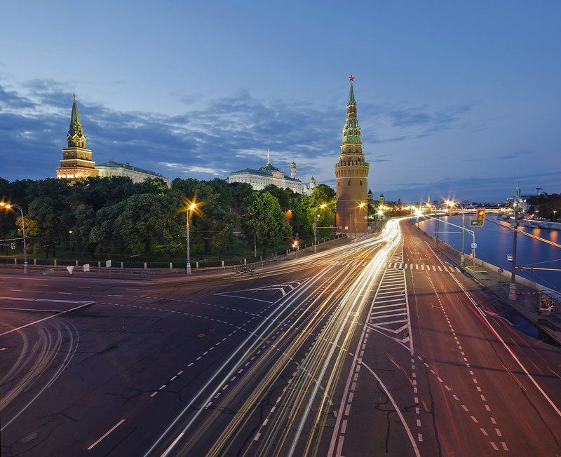 Кремль, Москва photo preview
