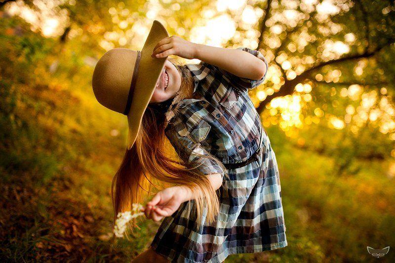 Солнце в волосахphoto preview