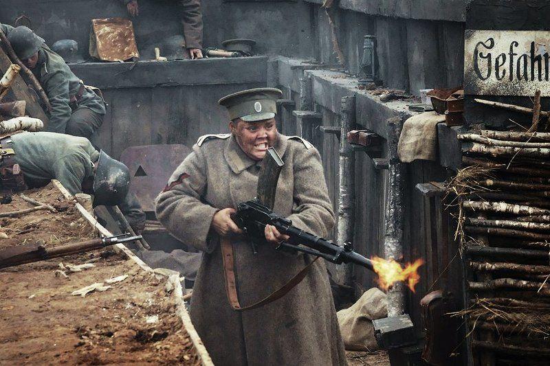 В окопах Первой Мировой..photo preview