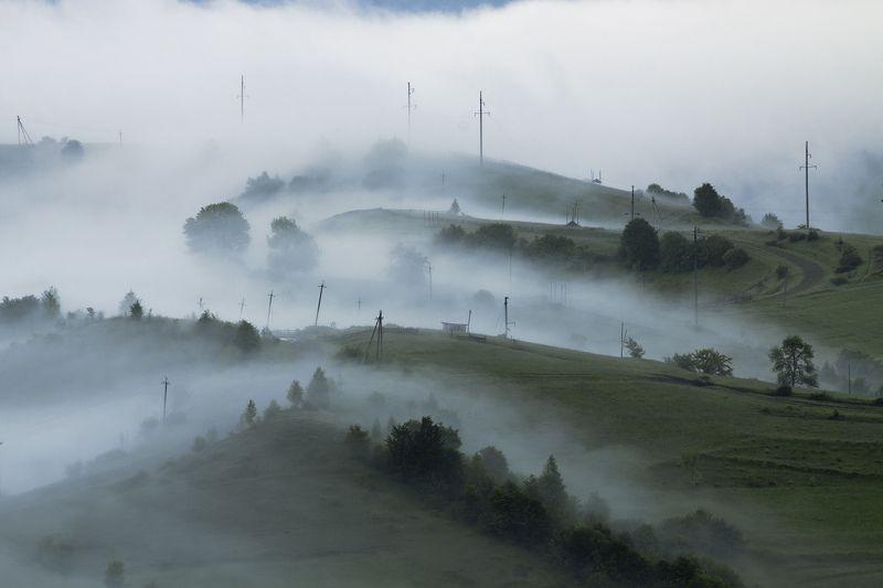 Местами ожидаются туманы...photo preview
