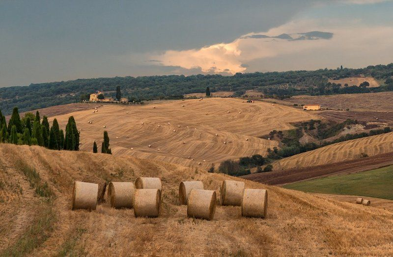 Toscana, Италия, Тоскана ***photo preview