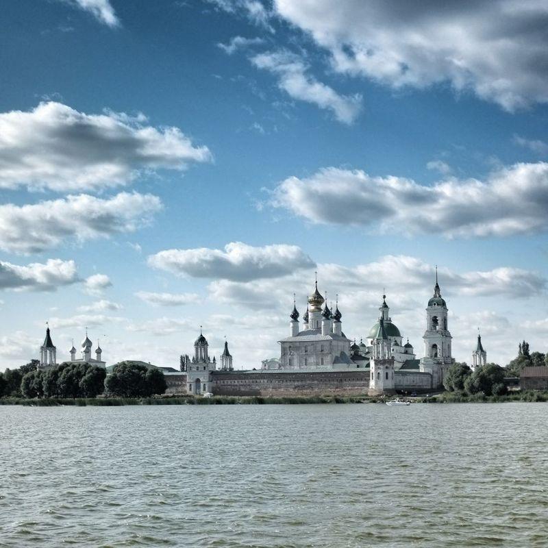 Озеро Неро, Православие, Ростов, Святые Благословение с озера Нероphoto preview