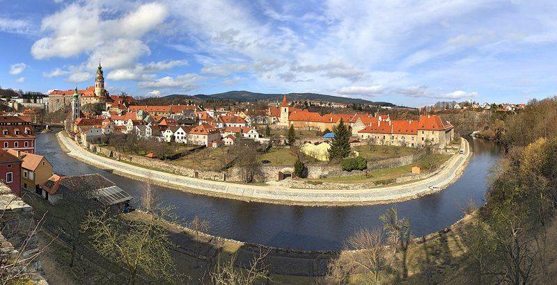 Крумлов, Чехия ***photo preview