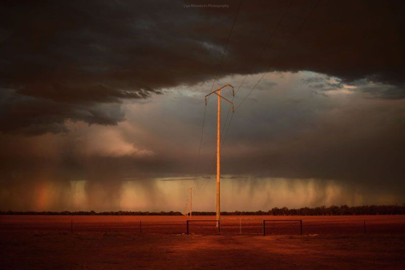 Australia, Beautiful, Clouds, Cloudstravel, Liya mirzaeva, Nature, Rainbow, Sky, Storm, Sun, Sunset, Walgett, Winter, Деревня, Закат, Красиво, Природа, Путешествия, Радуга, Шторм \