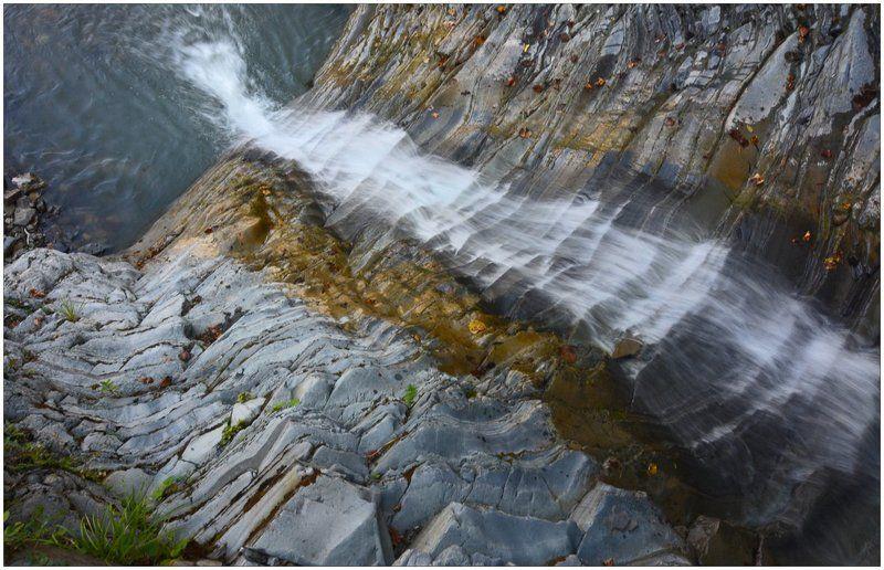 Аше, Водопады, Кавказ photo preview