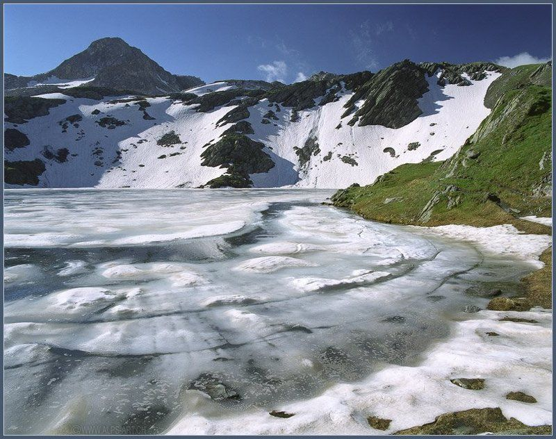 альпы Озеро - ракушкаphoto preview