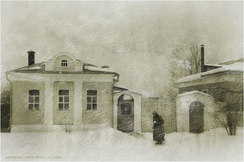 последний, зимний, день photo preview
