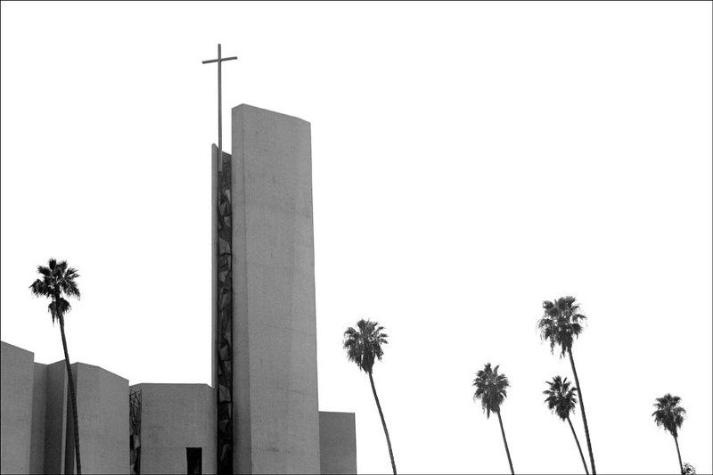 Графика Лос-Анджелеса 2photo preview