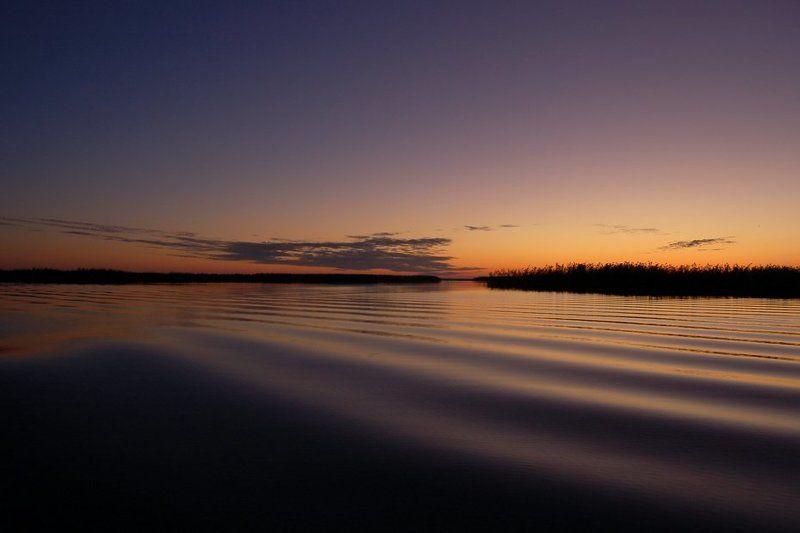 утро, рассвет, вода, озеро Утро охотника (часть 3)photo preview