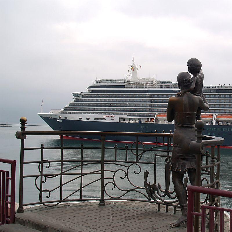 queen victoria, odessa Queen Victoria in Odessa #2photo preview