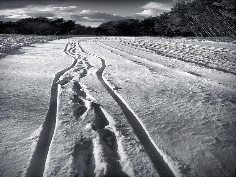 прогулки в любую погоду, коляска, мама, снежный март, 2008 Сежный Март...photo preview