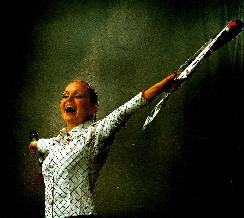 Открытое сердце. Марина Девятова.photo preview