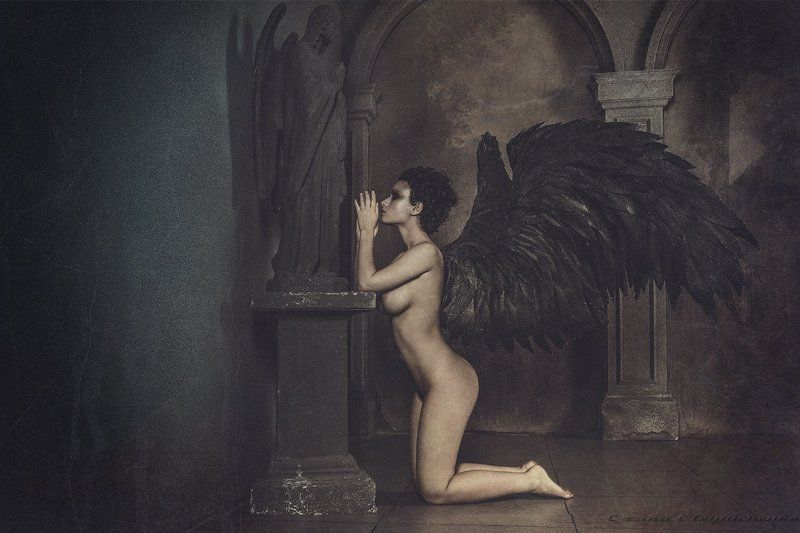 Ангелы и демоны...photo preview