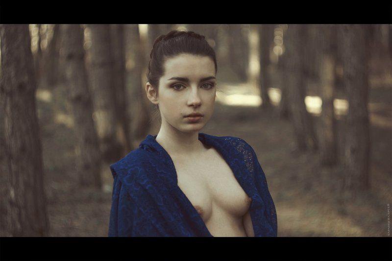 Ню, Портрет девушка Настяphoto preview