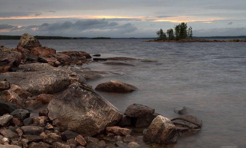 Ковдозеро, Карельские озераphoto preview