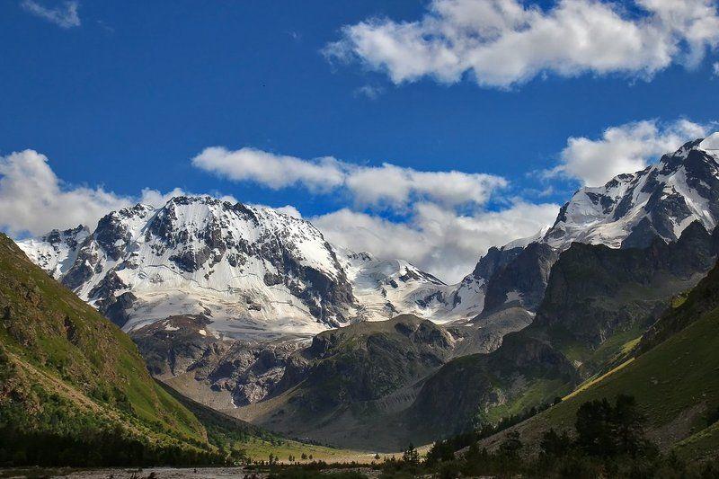 Ущелье Адыр-су. Приэльбрусье. Кавказ.photo preview