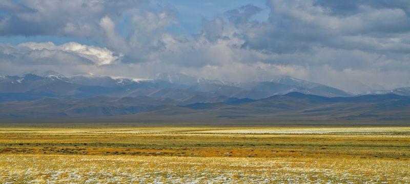 Altai mountains, Berge, Chui Steppe, Chuiskaya steppe, Highlands, Russland, Wolken, Zentralasien, Горы, Облака, Чуйская степь Чуйская степьphoto preview
