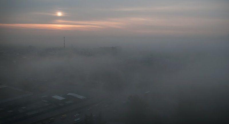 Москва во власти сильнейшего туманаphoto preview