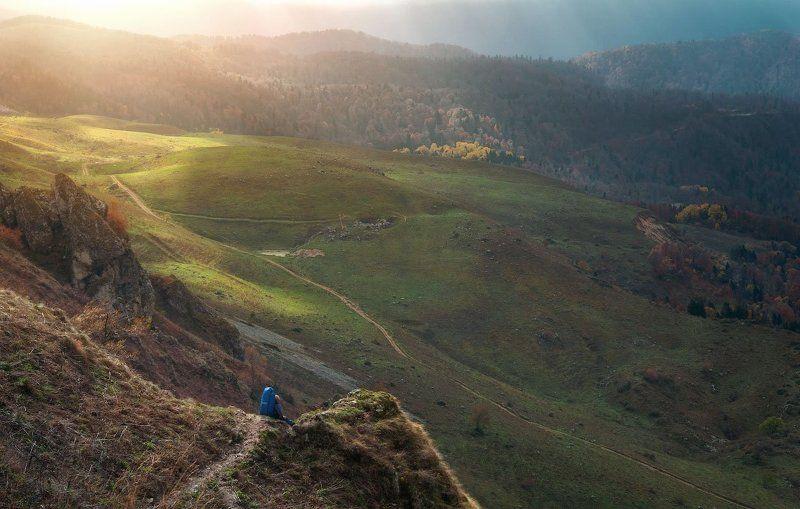 Горы, Майкопский перевал photo preview