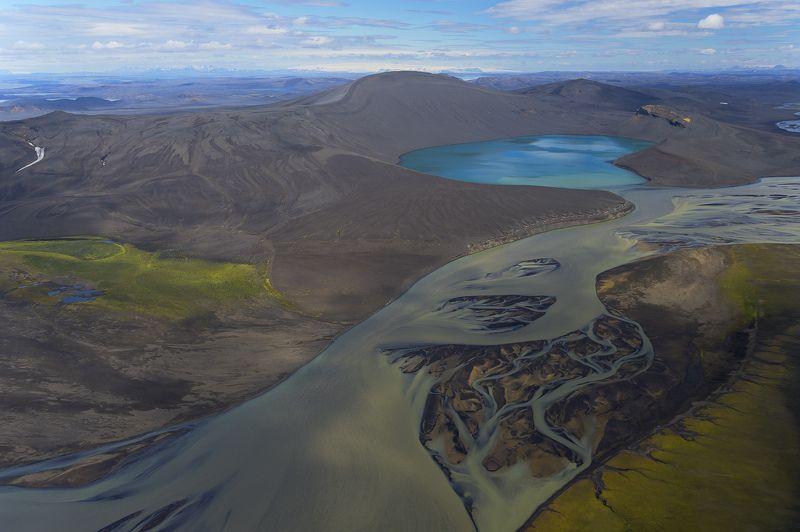 исландия Реки и озераphoto preview
