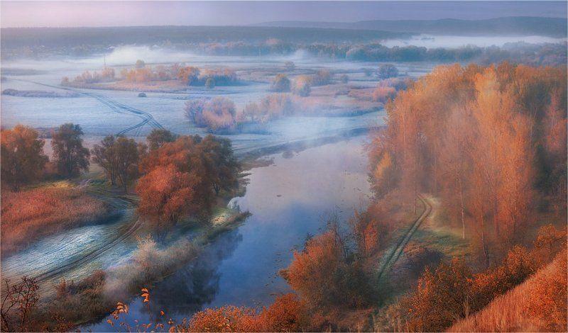 Осень вновь напомнила душе о самом главном...photo preview