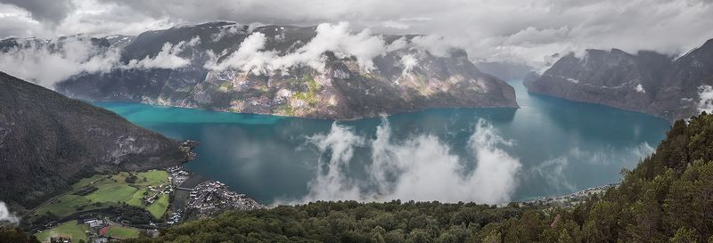 Aurland viewpointphoto preview