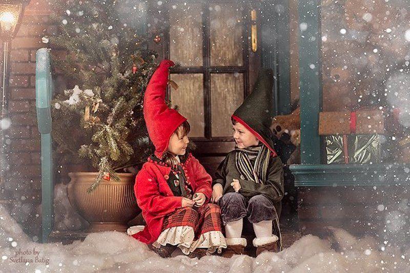 Рождественские гномы...photo preview